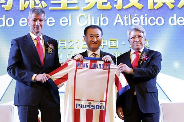 El Atlético negocia con Wanda el naming de su nuevo estadio