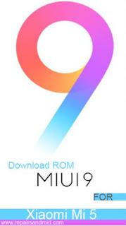 Download Rom Miui 9 Global Stable Xiaomi Mi 5, Mi 5S Dan Mi 5S Plus