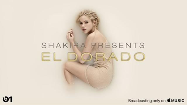 El micro vestido de Shakira que despertó suspiros