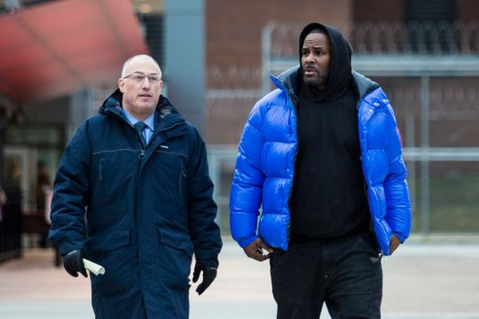 R. Kelly leaves jail after female 'friend' posts his $100K bail