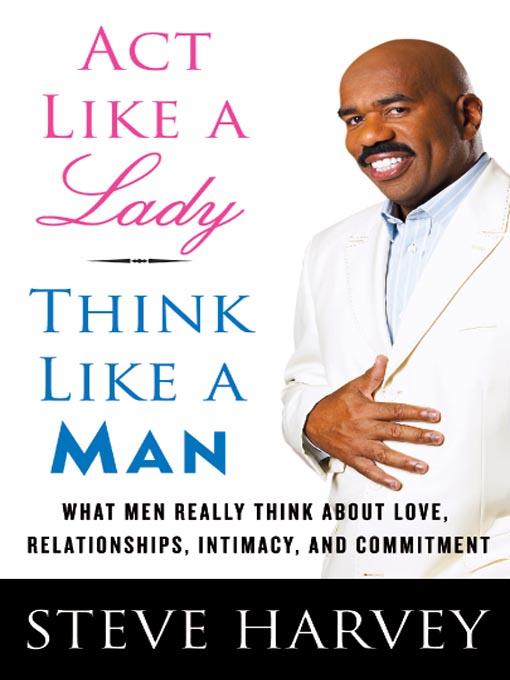 act like a lady think like a man español pdf