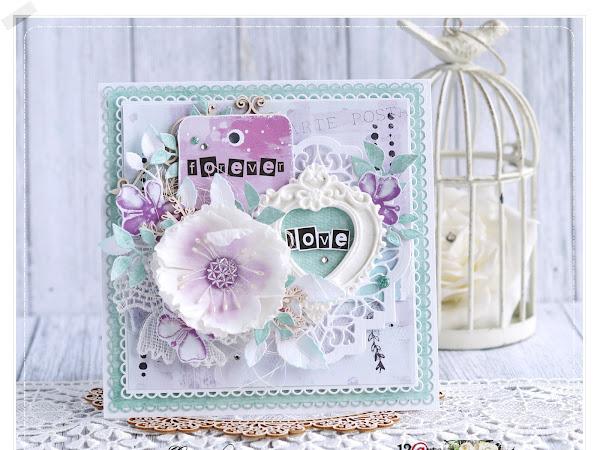 Forever Love Card / Wieczna Miłość