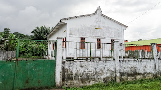 Sao Tome church look colonial
