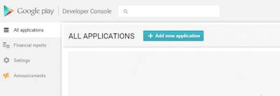 cara upload aplikasi Android ke play store secara gratis