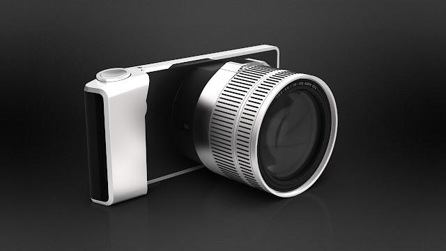 Прототип фотокамеры будущего