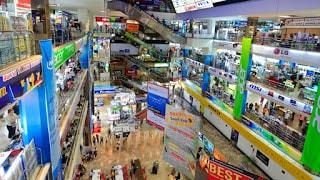 التسوق في تايلند
