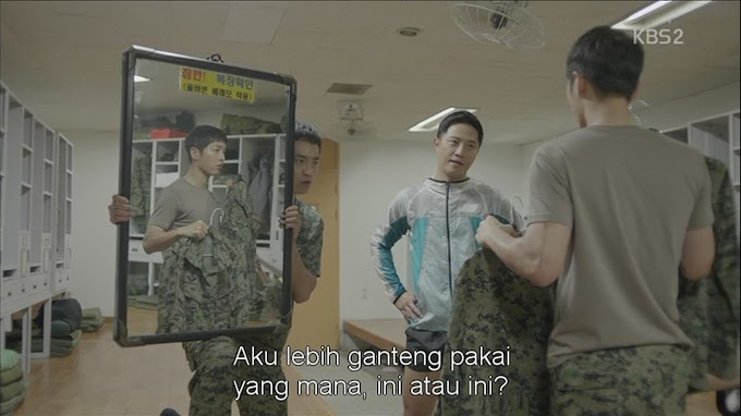 Descendant of The Sun: Drama of This Year