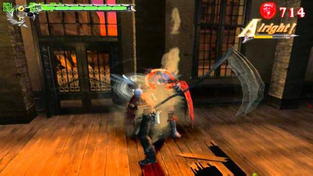 Devil May Cry 3 PC Games for windows