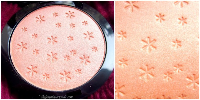 Picture of Sephora Compact Highlighting Powder in Rose