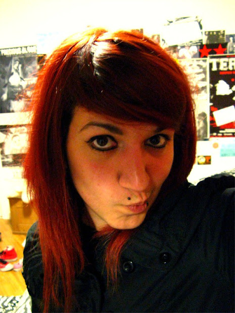 2012 emo hairstyles with color