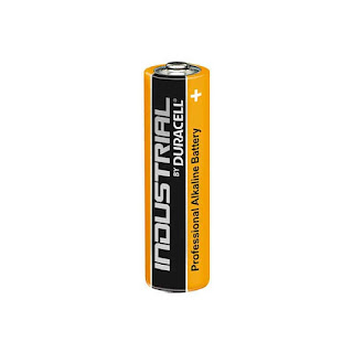 pile duracell industrial 10pezzi
