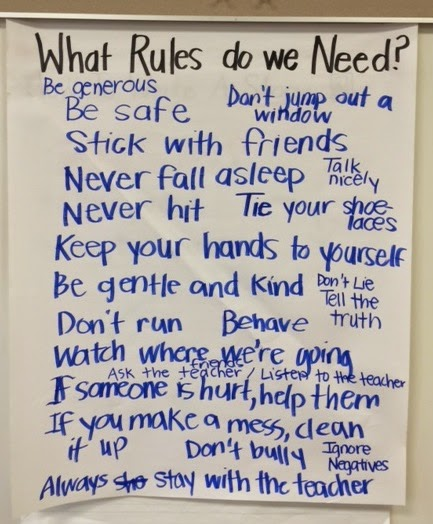 why do we have rules