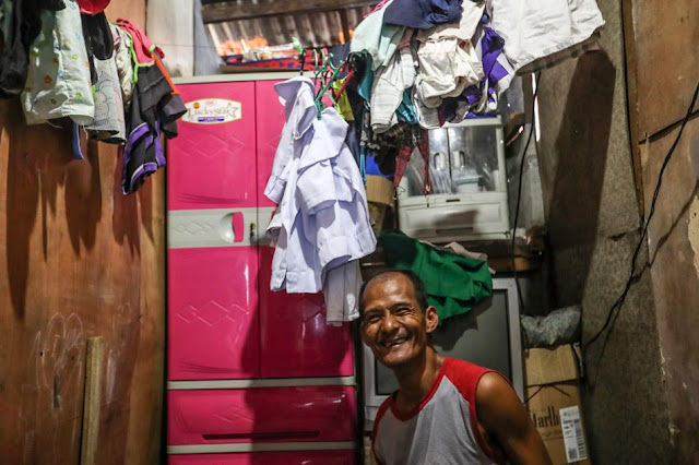 'Makita ko lang na busog sila, okay na ako.' Story Behind this Selfless Father Will Touch Your Heart!