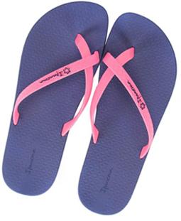 6b9286c96d Para dar nome a uma nova linha de chinelos e sandálias
