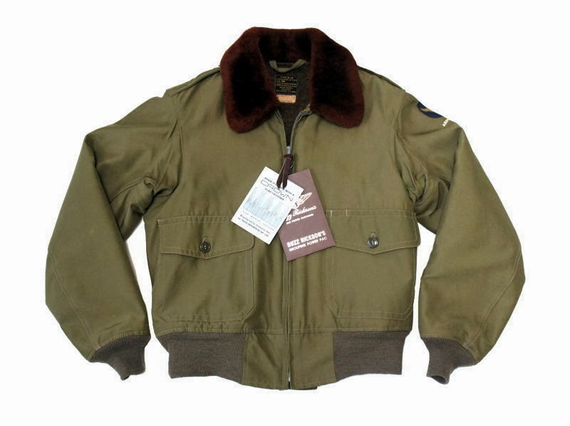 B10 Flight Jacket Jacketin