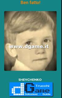 Soluzioni Guess the child footballer livello 52