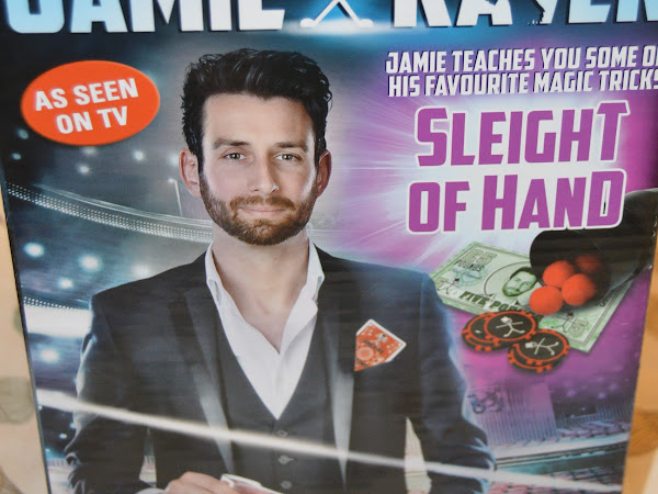 Jamie Raven Sleight Of Hand Magic Set Review