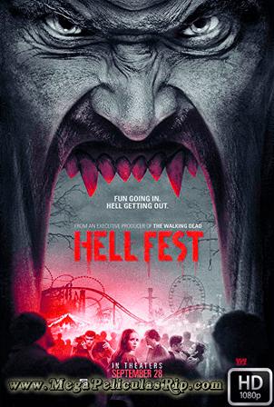 Hell Fest [1080p] [Latino-Ingles] [MEGA]