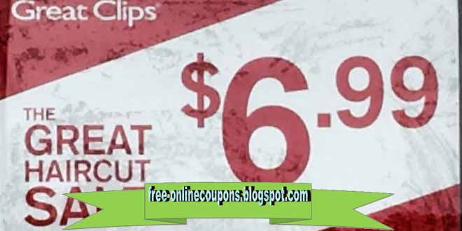 Great clips coupon 2018 printable