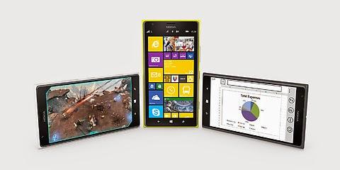 Nokia Lumia 1520 Analytics