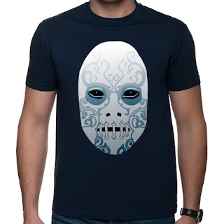 Koszulka Harry Potter maska śmierci