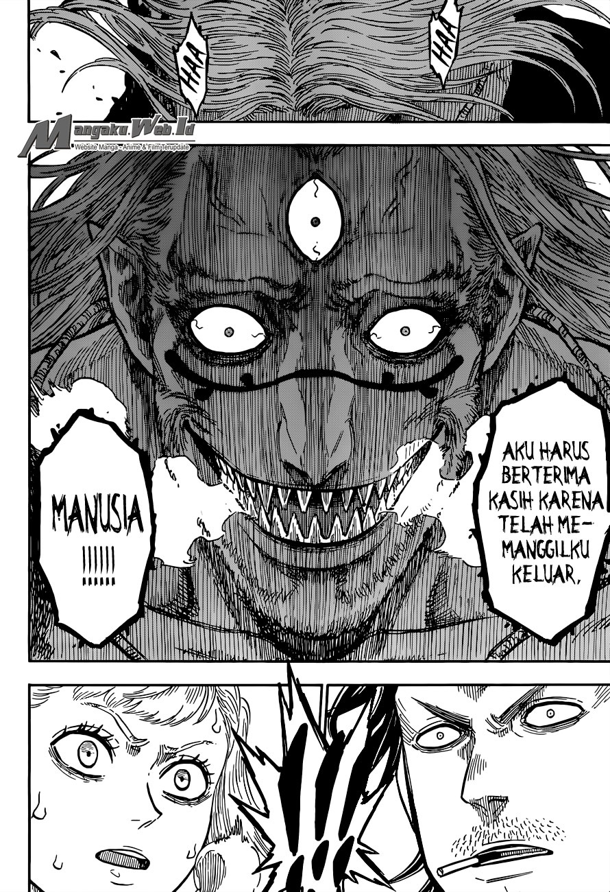Manga Black Clover Chapter 68 Bahasa Indonesia