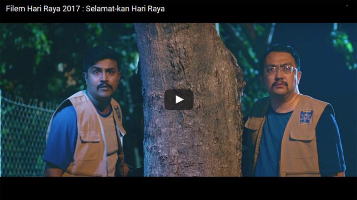 Filem Hari Raya 2017 - Selamatkan Hari Raya dari BSN