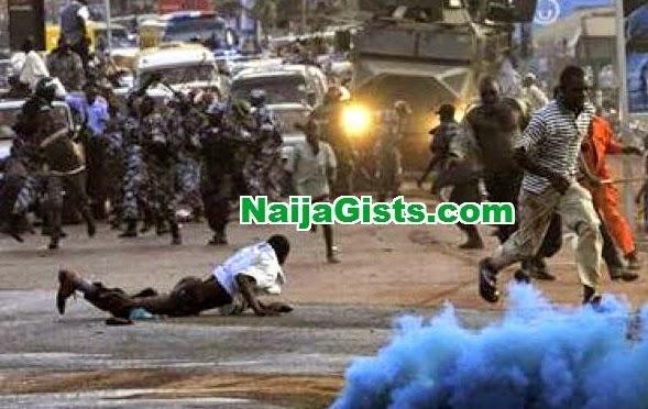 nigerian political thugs