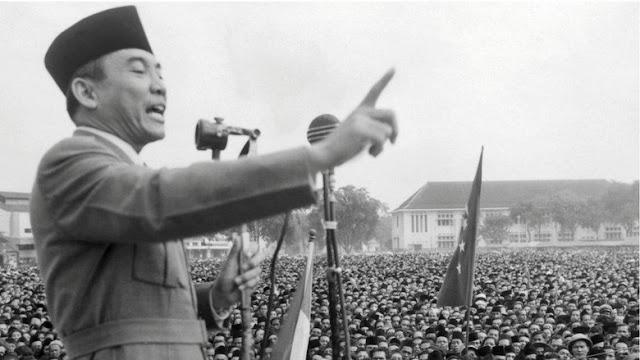 Karya Sukmawati Bikin Heboh, Ini Puisi Soekarno 'Aku Melihat Indonesia'