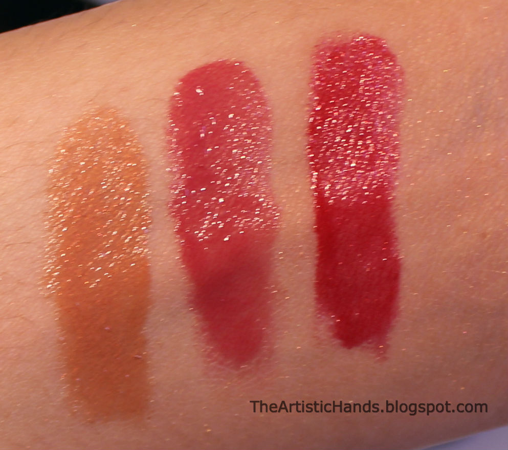 0141d0edd Review   Swatches: The Body Shop Winter Makeup Collection 2013 ريفيو ...