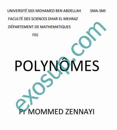 sciences mathmatiques informatiques et applications s1s2 - Resume Cours Science Bac Tunisie