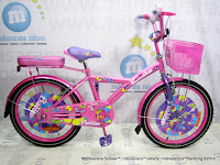 City Bike Family Flubber 20 Inci