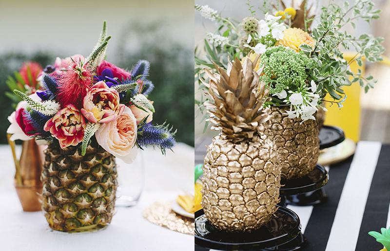 Resultado de imagem para lindos arranjos de flores e frutas  combinados 2016