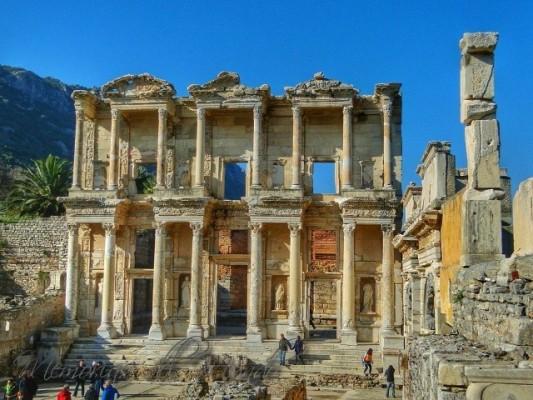 Que ver y visitar en Efeso