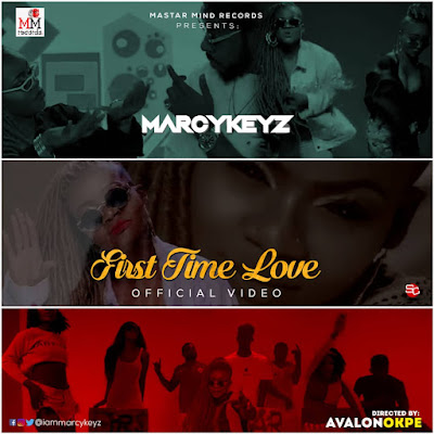 VIDEO: Marcykeyz – First Time Love | @iammarcykeyz