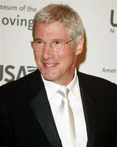 emo hair styling: Richard Gere Hairstyles