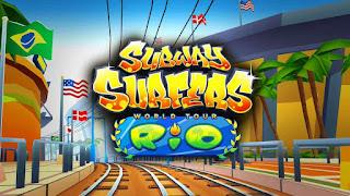 Subway Surfers Rio1.97.0 Mod Apk + Mega Mod Terbaru 2019