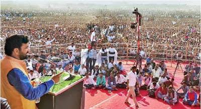 अब राजस्थान में युवा जाग चुके हैं, परिवर्तन की आंधी, किसानों की बनेगी सरकार: बेनीवाल