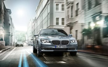 Wallpaper: BMW ActiveHybrid 7