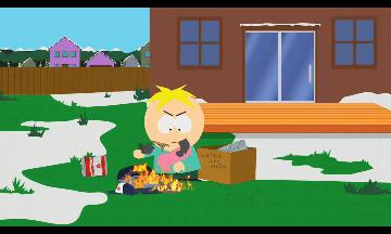 South Park Episodio 15x06 City Sushi