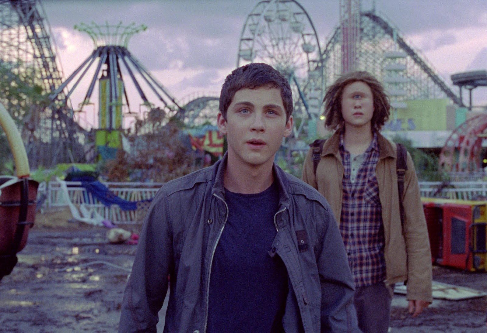 Slow Poke Movie Review Percy Jackson Sea Of Monsters