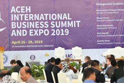Hevizar Plt Sekda Aceh: Aceh Sit Paih That Keu Pusat Bisnis Asia Tenggara