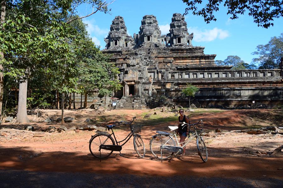 świątynia Ta Keo, Angkor