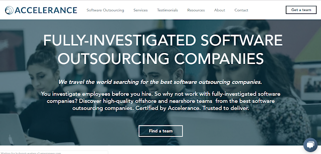 Top software outsourcing company