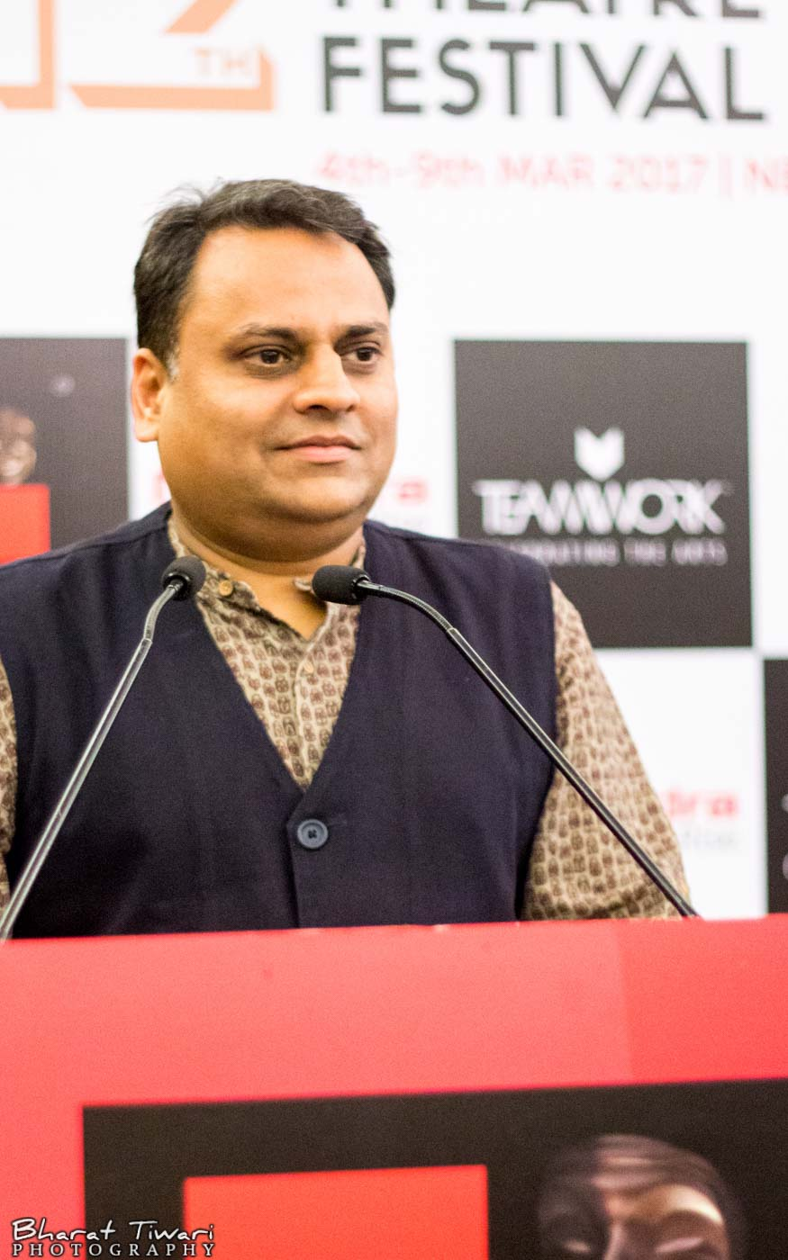 "Jay Shah, Head, Cultural Outreach, Mahindra & Mahindra Ltd, said, ""META remains India's most definitive platform to recognise theatrical talent. For twelve years now, it has brought together the very best of theatre productions from across the country. There is a multitude of talent in this art form which is the source code of all performing arts and the Mahindra Group is proud to present META each year as an inclusive, empowering, and prestigious canvas."""
