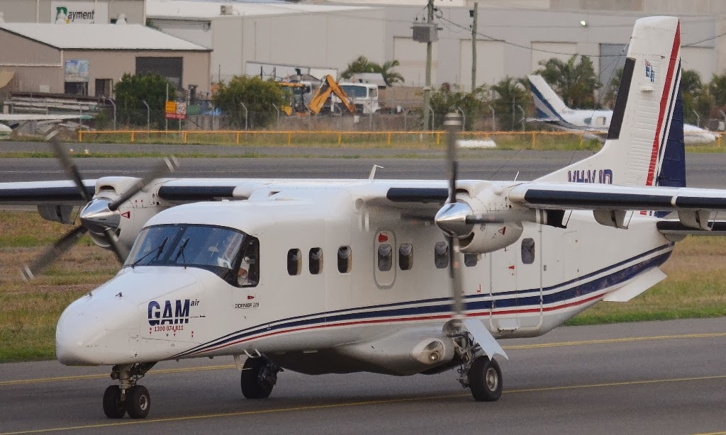 Central Queensland Plane Spotting: General Aviation Maintenance (GAM
