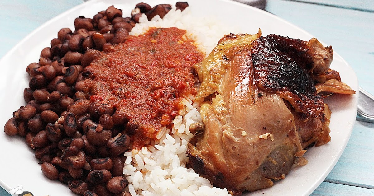 Nigerian food recipes tv nigerian food blog nigerian cuisine how to cook perfect nigerian plain beans forumfinder Choice Image