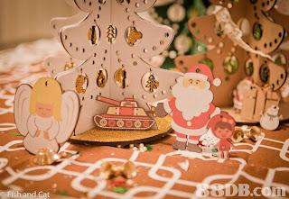 tips dekorasi natal di rumah | marphy