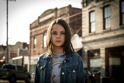 Dafne Keen in Logan Movie (10)
