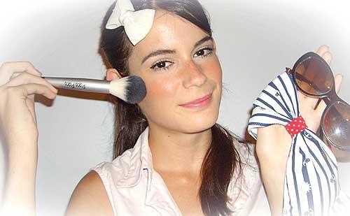 Stripping maquillaje paso paso monika sanchez guapa al instante